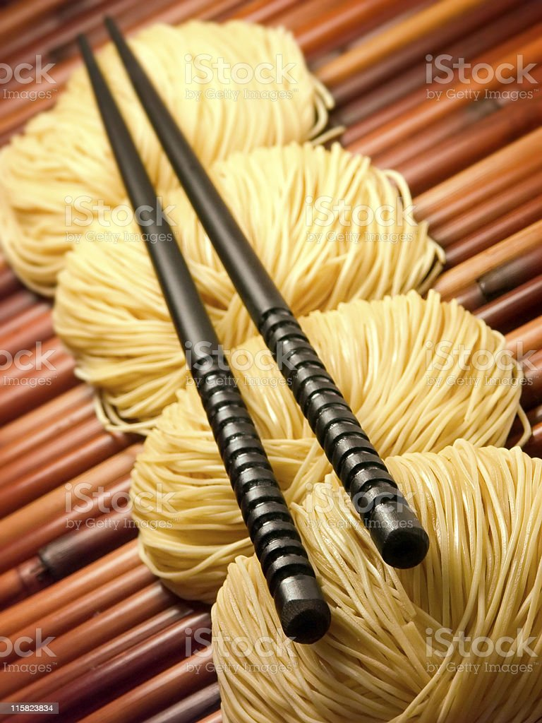 Noodles royalty-free stock photo