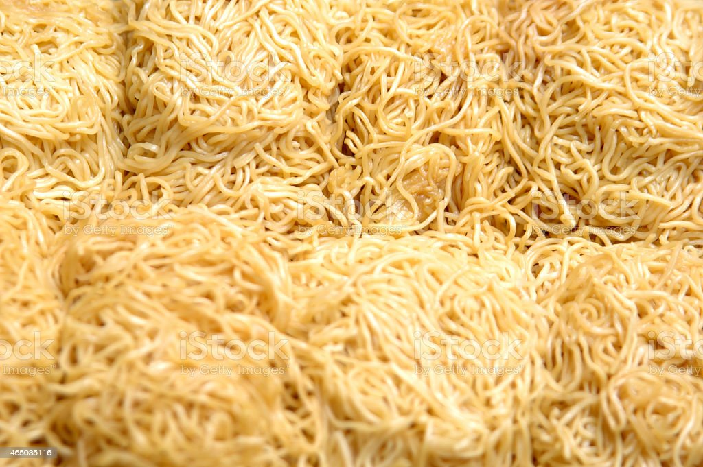 Noodles stock photo