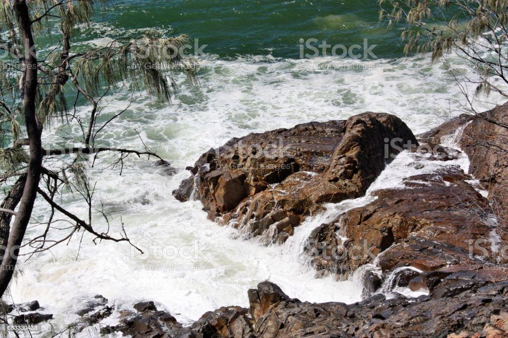 Noosa National Park foto stock royalty-free