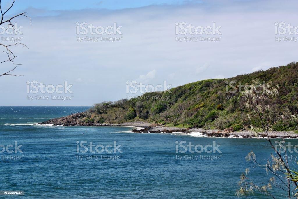 Noosa National Park royalty-free stock photo
