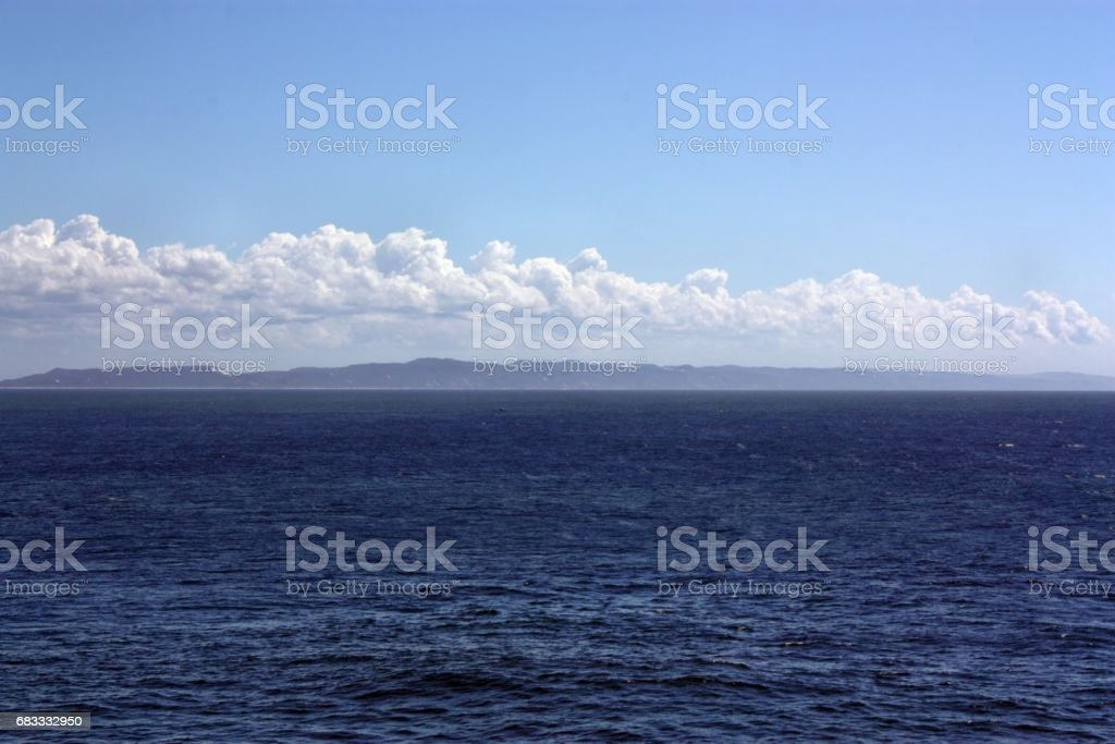 Noosa National Park view royalty-free stock photo