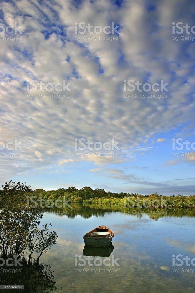 Noosaville, Sunshine Coast, Australia royalty-free stock photo