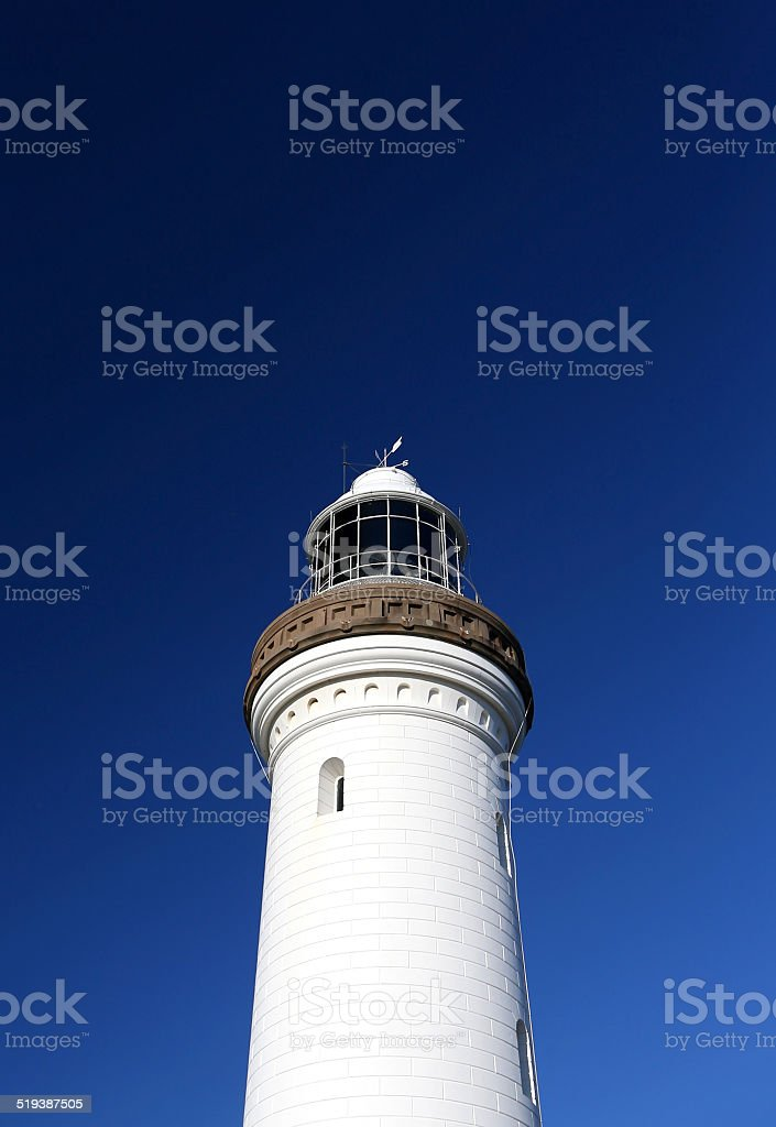Circle Igniting Lighthouse Lighting Equipment Australia & Norah Head Light During Sunset stock photo | iStock azcodes.com