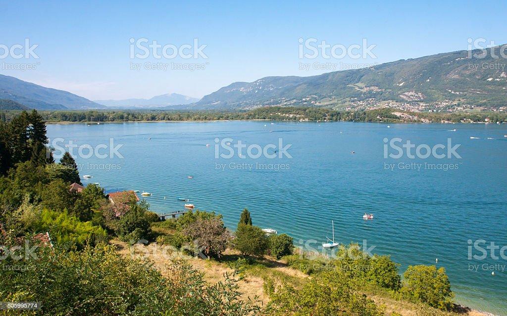Nord du Lac du Bourget - Photo