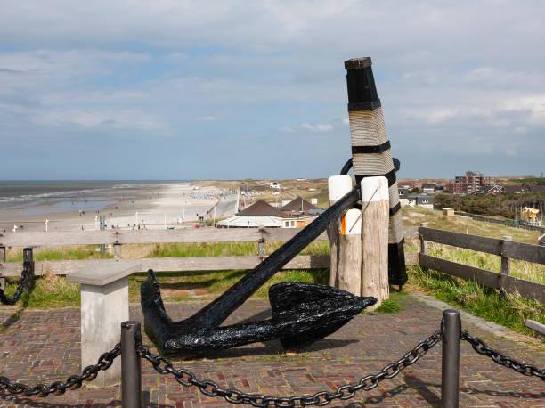norderney anker memorial, deutschland - urlaub norderney stock-fotos und bilder