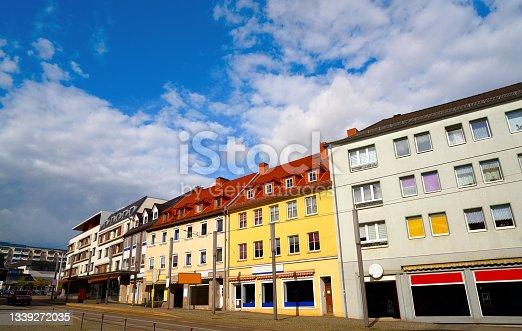 istock Nordhausen facades in Thuringia Germany 1339272035