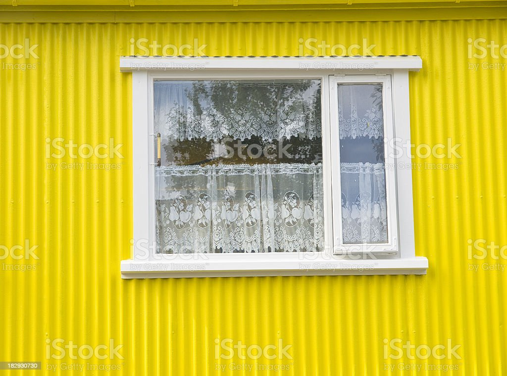 Nordic architecture royalty-free stock photo