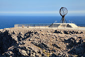 Nordkapp (North Cape), northernmost point of Europe, Norway