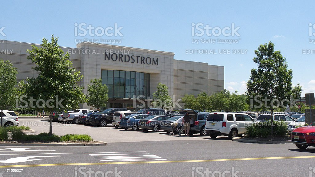 Nordstrom store. stock photo