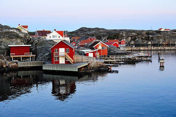 nordviksstrand - bohuslän nature bildbanksfoton och bilder