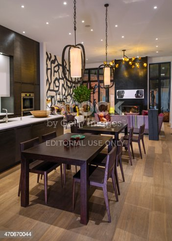 470812928 istock photo North American Luxury Condo interior 470670044