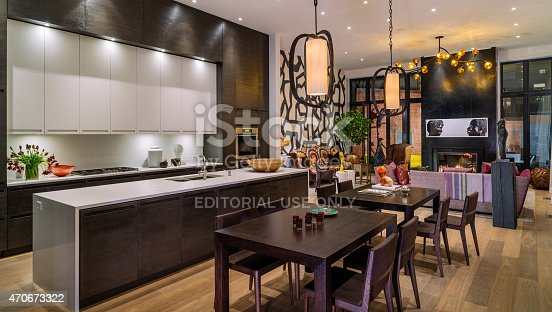 470812928 istock photo North American Luxury Condo interior 470673322