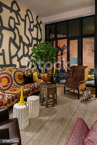 470812928 istock photo North American Luxury Condo interior 470812344
