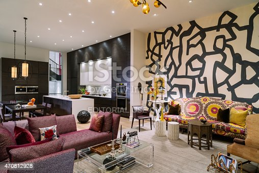 470812928 istock photo North American Luxury Condo interior 470812928