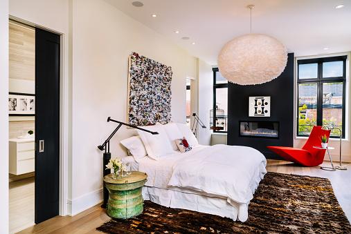 North American Luxury Condo interior