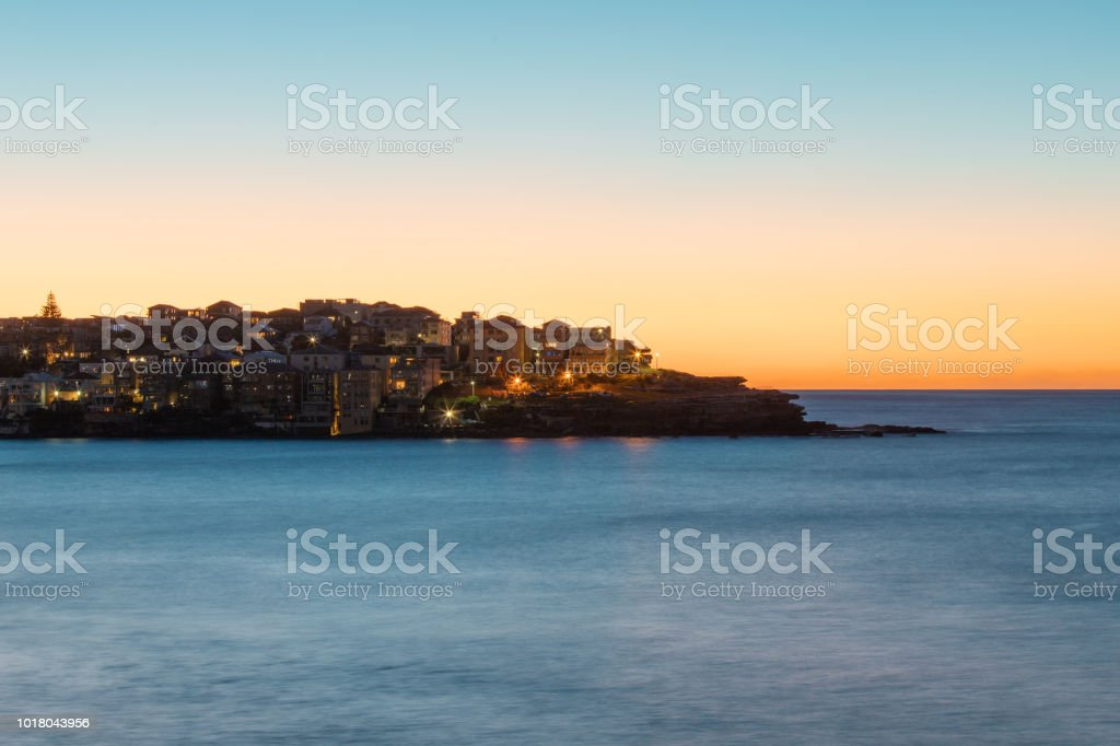 North Bondi aube - Photo