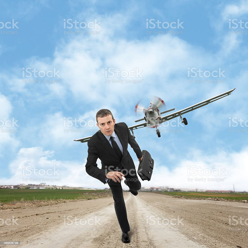 North by Northwest royalty-free stock photo