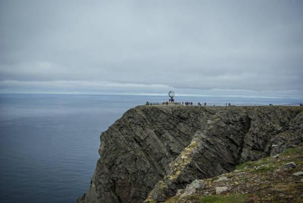 Nordkaplandschaft, Norwegen – Foto