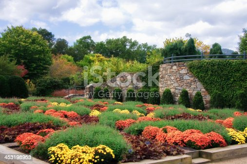 istock North Carolina Arboretum 453198953