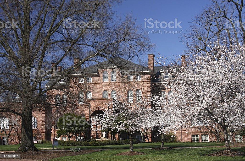 North Carolina State University stock photo