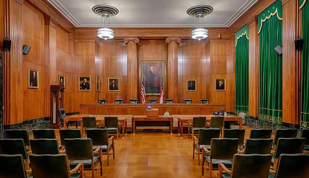 North Carolina Supreme Court stock photo