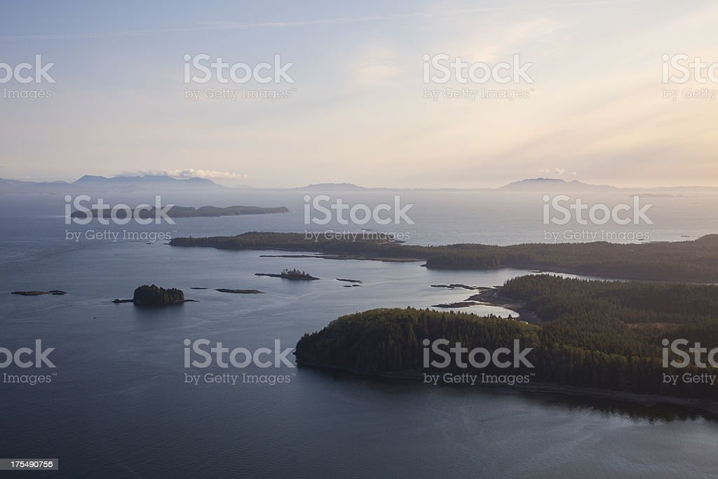 North Coast, British Columbia stock photo