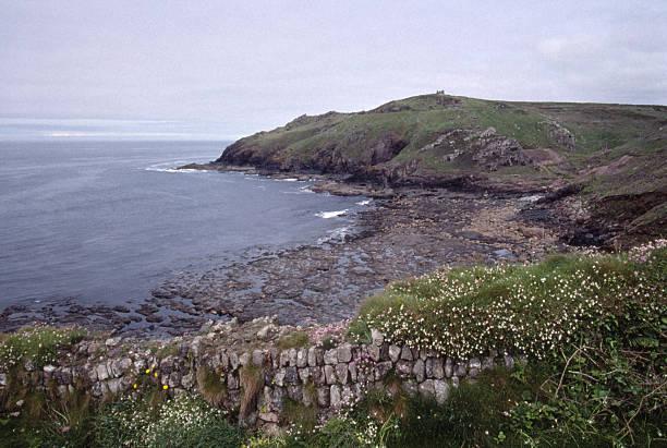North Devon Coastline #7 stock photo