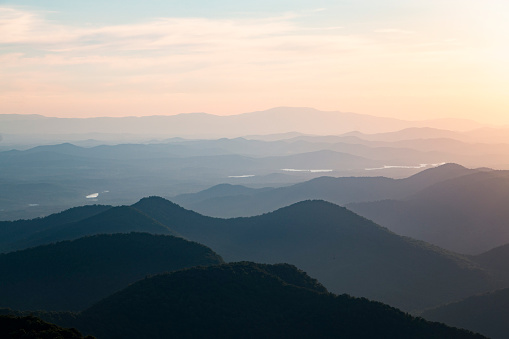 what is the highest point in the appalachian mountains