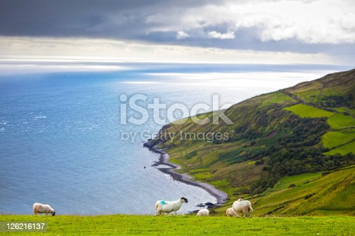 istock North Ireland Seascape 126216137