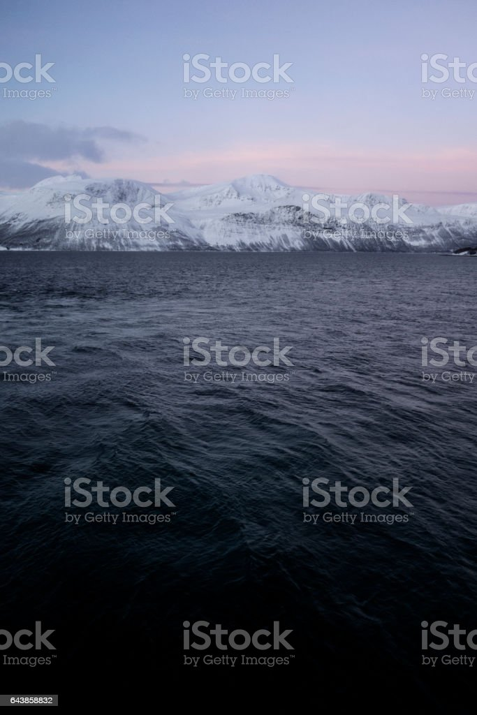 North of Norway stock photo