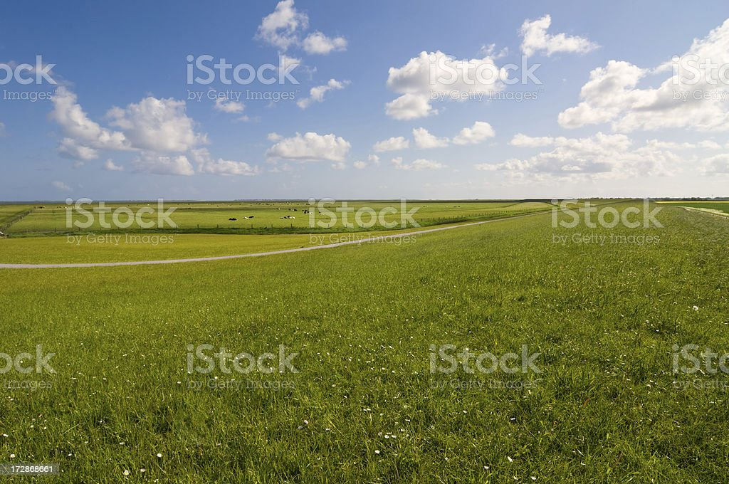 Nordsee royalty-free stock photo