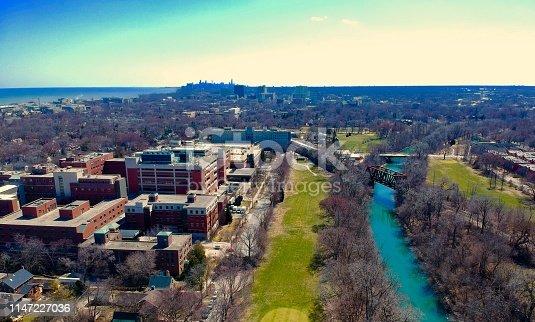 North Shore Channel - Evanston