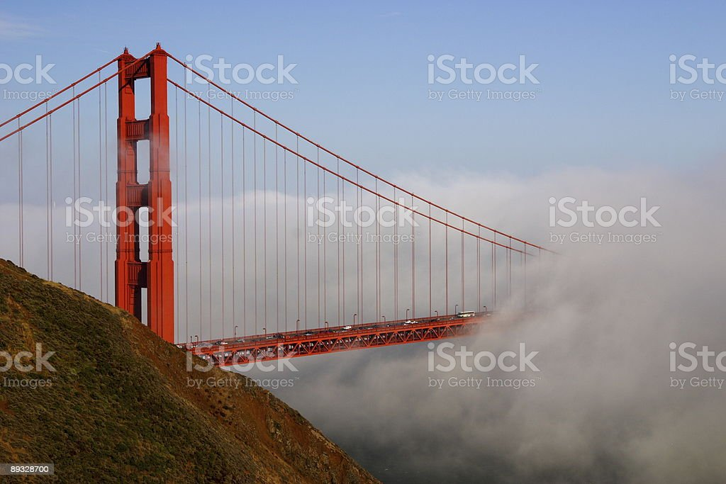 North tower royalty-free stock photo