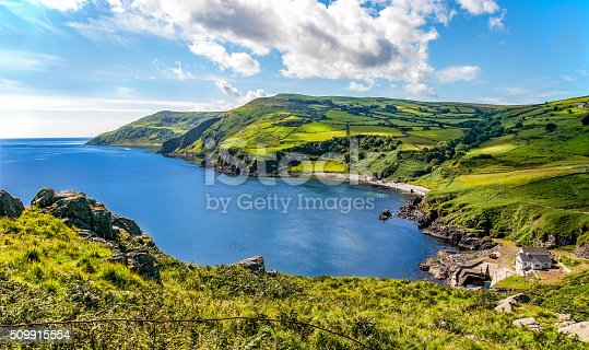istock Northern coast of County Antrim, Northern Ireland 509915554
