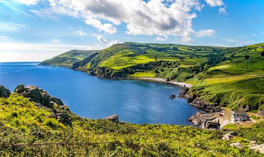istock Northern coast of County Antrim, Northern Ireland 509915554