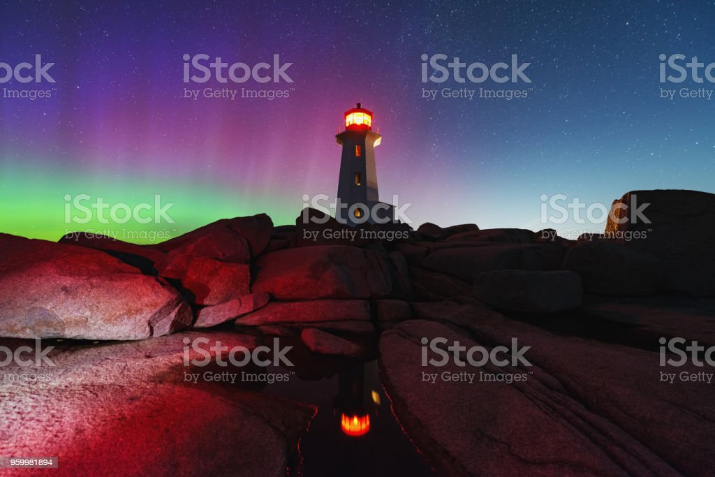 Northern Lighthouse Stock Photo Download Image Now Istock