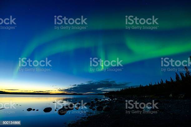 Photo of Northern Lights After Sunset