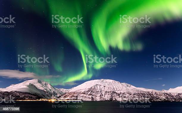 Northern Lights Stock Photo - Download Image Now