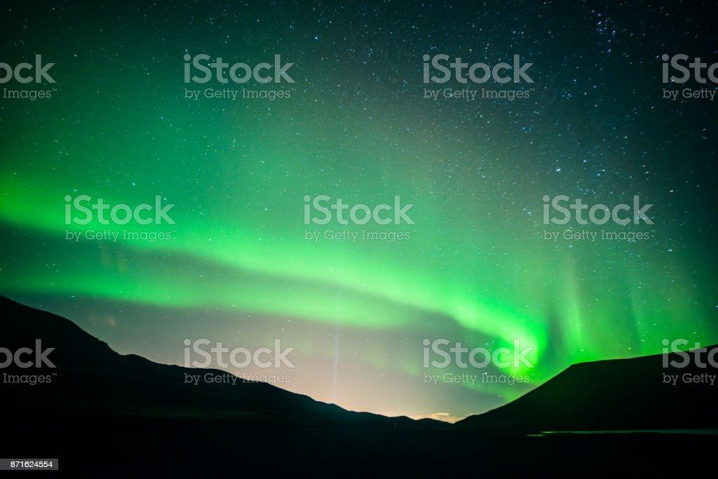 北極光圖像檔