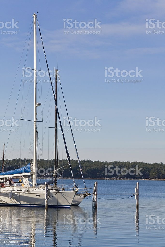 northern mediterranean royalty-free stock photo