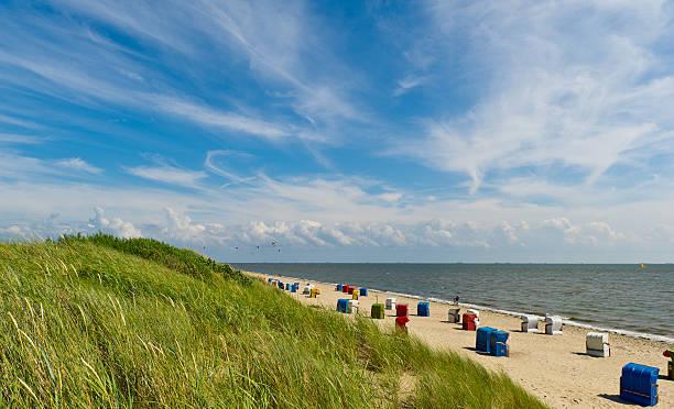 Foehr Northsea Strand auf der Insel – Foto
