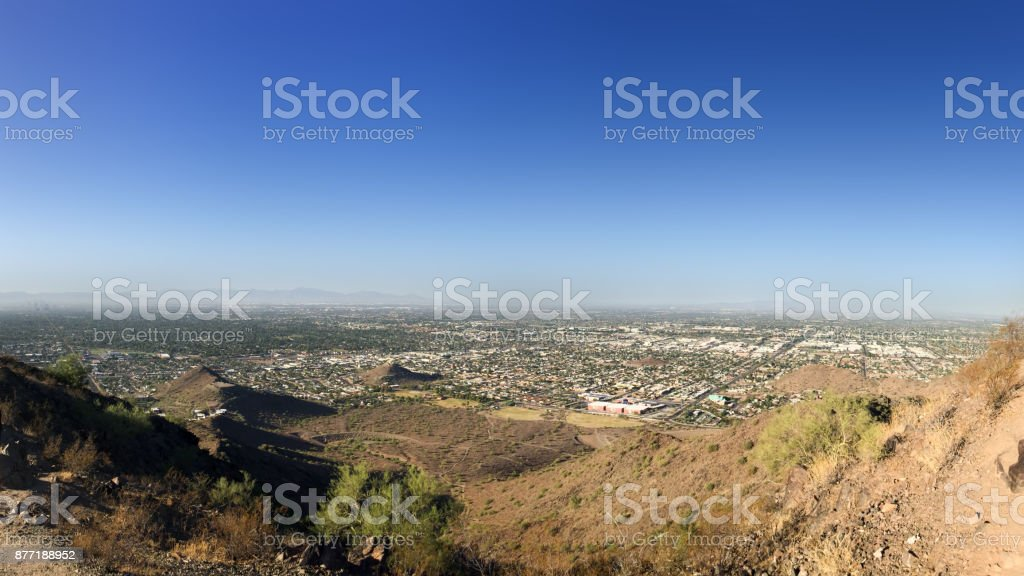 North-West Phoenix, AZ stock photo