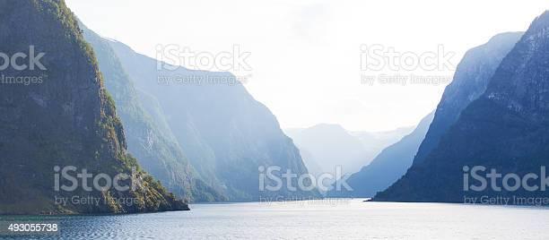 Photo of norway fjords