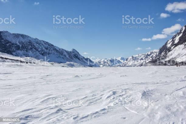 Photo of Norway in winter