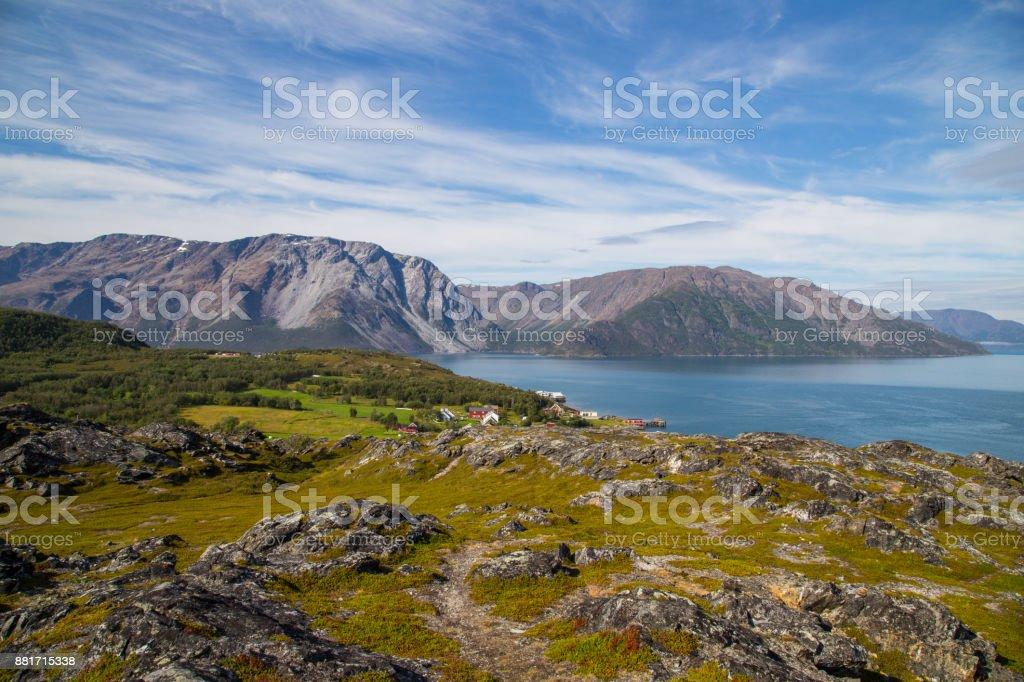 Norwegen Landschaft – Foto