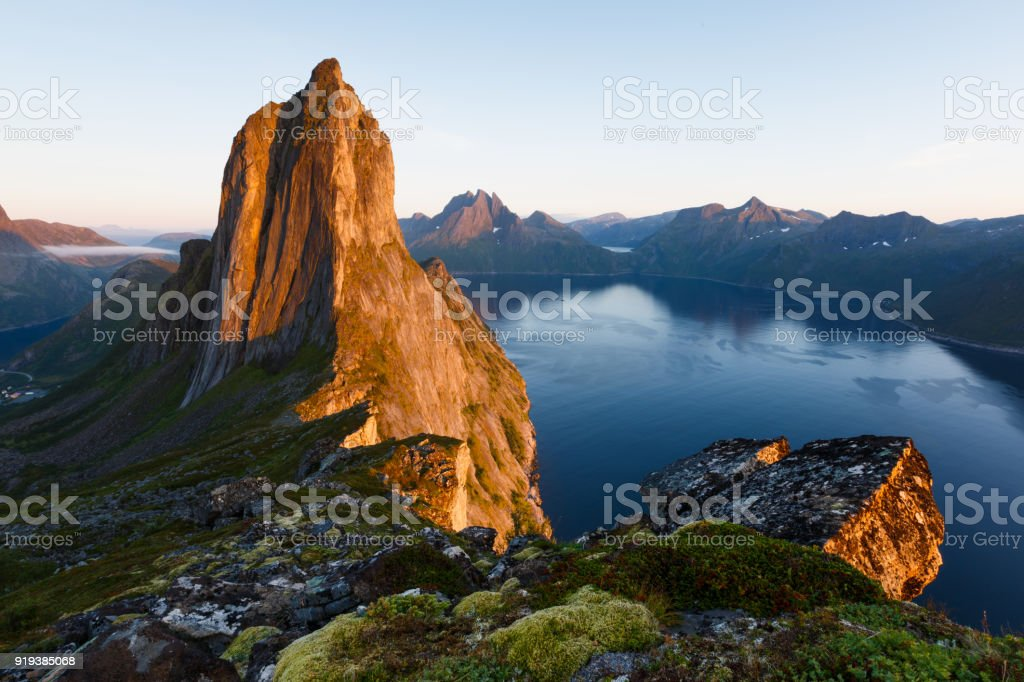 Senja, Norway Sunrise Sunset Times