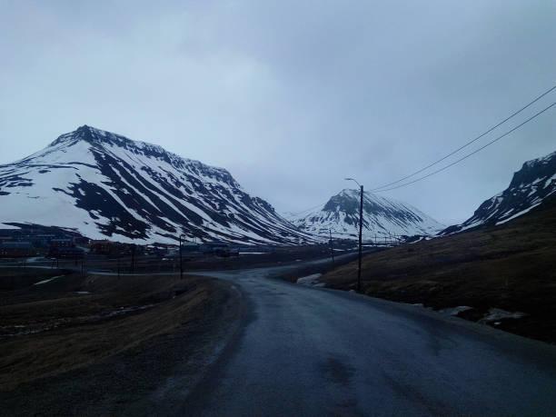 Norway, Longyearbyen – Foto