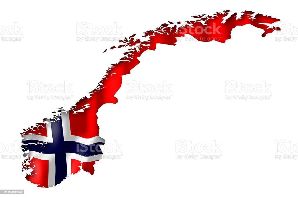 Noruega - fotografia de stock