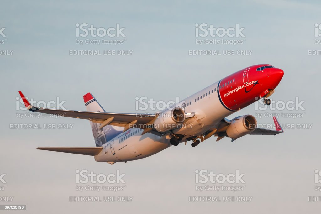 Norwegian stock photo