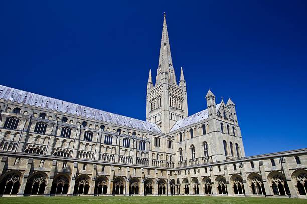norwich cathedral - katedral bildbanksfoton och bilder